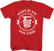 Florida Georgia Line Red Cup Est 2010 Adult T-Shirt