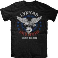 Lynyrd Skynyrd Best Of The Best Adult T-Shirt