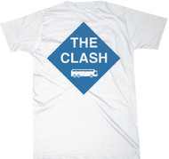 The Clash - From Here to Eternity Adult T-Shirt