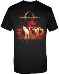A Perfect Circle E Motive Adult T-Shirt