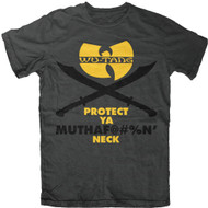 Wu-Tang Clan - Protect Ya Adult T-Shirt