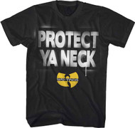 Wu-Tang Clan - Protect Ya Neck Adult T-Shirt