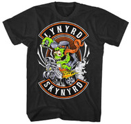 Lynyrd Skynyrd Breeze Monster Adult T-Shirt