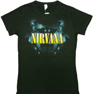Nirvana Seahorse Tissue Juniors T-Shirt
