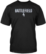 Battlefield 4 Logo Adult T-Shirt