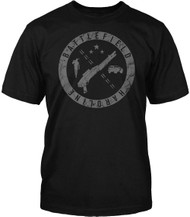 Battlefield Hardline Stamp Adult T-Shirt