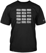 Battlefield 4 Stacked Adult T-Shirt