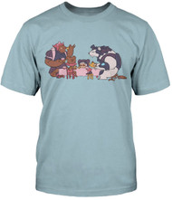 League of Legends Volibear Teaparty Adult Premium T-Shirt