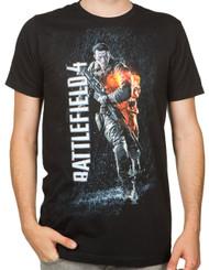 Battlefield 4 Bravo Adult Premium T-Shirt