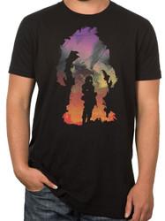 Titanfall Protector Adult Premium T-Shirt