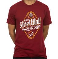 World of Tanks Steel Wall Adult Premium T-Shirt