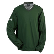 Adidas Golf A47 ClimaProof V-Neck Wind Adult Shirt