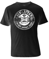 TapouT Jiu Jitsu Adult T-shirt