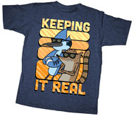 Regular Show Realness Always Youth T-shirt