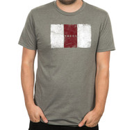 World of Tanks UK Emblem Adult Premium Heather T-Shirt