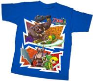 Nintendo Fight Night Zelda Spirit Tracks Youth T-Shirt