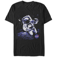 NASA Logo - NASA Thresh Adult T-Shirt