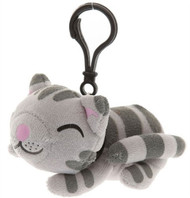 The Big Bang Theory Soft Kitty Backpack Clip Plush