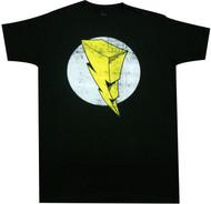 Power Rangers Retro Bolt Adult T-shirt