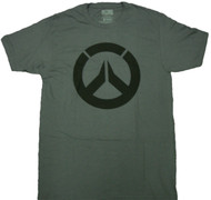 Overwatch Icon Logo Adult T-Shirt
