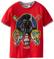Lego Star Wars Group Shot Youth T-shirt