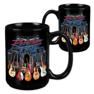 Instruments Of Rebellion Music - 15 Ounce Sublimation Mug