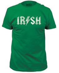 Irish Lightning Bolt Adult T-Shirt
