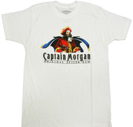 Captain Morgan Original Spiced Rum Adult T-Shirt