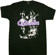 Cinderella - Group Adult T-Shirt