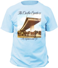 Doobie Brothers The Captain And Me Adult T-Shirt