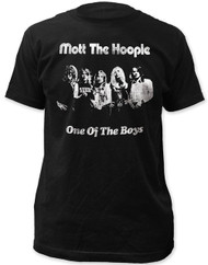 Mott the Hoople - One Of The Boys Adult T-Shirt