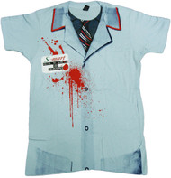 Army Of Darkness - Hello, My Name Is Subway Big Print T-Shirt