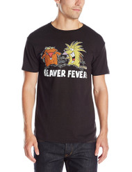 Nickelodeon The Angry Beavers Beaver Fever Adult T-Shirt