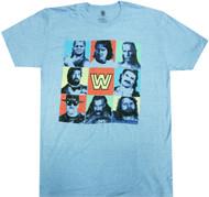 WWE Wrestling Legends Adult T-Shirt