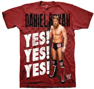 WWE Daniel Bryan Yes Yes Yes Youth T-shirt