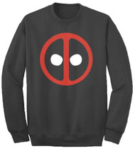 Marvel Deadpool Crew Adult Fleece