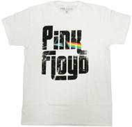 Pink Floyd Logo Adult T-Shirt