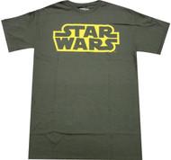Star Wars Classic Logo Adult T-Shirt