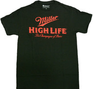Miller High Life Adult T-Shirt