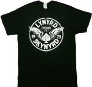 Lynyrd Skynyrd Free-Bird Spade Adult T-Shirt