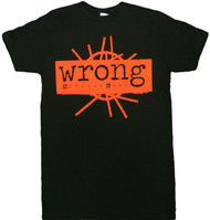 Depeche Mode Wrong / Peace Adult T-Shirt