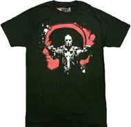 Marvel Comics Daredevil Punisher Adult T-Shirt