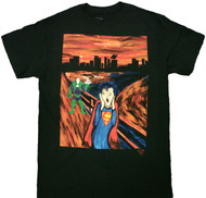 DC Comics Superman Luther Abstract T-Shirt