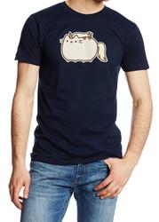 Pusheen Rainbow Unicorn Adult T-Shirt