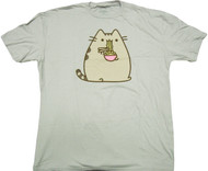 Pusheen Noodles Adult T-Shirt