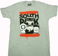 South Park Run SP Adult T-Shirt