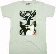 Cartoon Network - Samurai Jack and Aku Adult T-Shirt