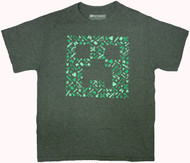 Minecraft Creepy Youth T-Shirt