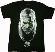 The Witcher 3 Glow-In-The-Dark Toxicity Premium Adult T-Shirt