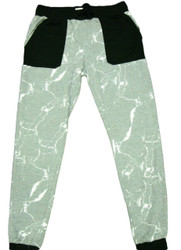 Marbled Again Trouser Jogger Pant